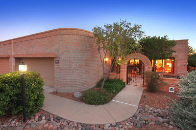 Pima County, Pinal County Single Family Home For Sale: 5235 N Via Agrifoglio