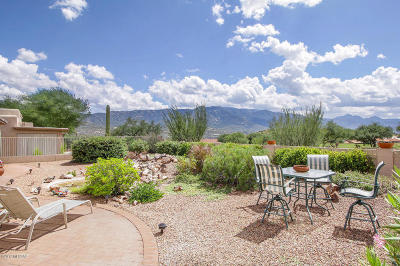 Tucson Single Family Home For Sale: 83429 E Cat Claw Lane