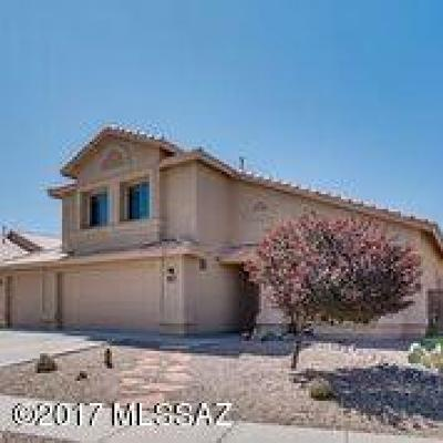 Tucson Single Family Home For Sale: 7506 S Laurel Willow Drive