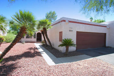 Tucson Single Family Home For Sale: 3010 E Weymouth Street