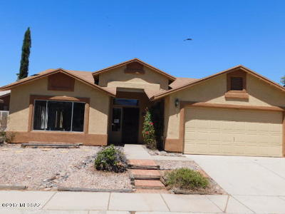 Tucson Single Family Home For Sale: 9257 N Hampshire Drive