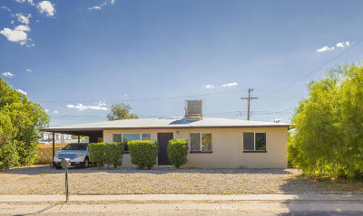 Pima County, Pinal County Single Family Home For Sale: 6840 E Lurlene Drive