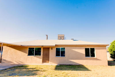 Tucson Single Family Home For Sale: 5601 E 32nd Street