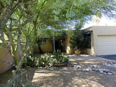 Tucson Townhouse For Sale: 6441 N Foothills Drive