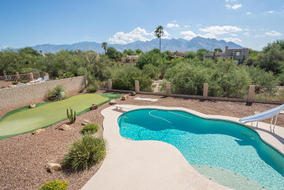 Tucson Single Family Home For Sale: 1915 W Muirhead Loop