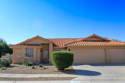 Pima County, Pinal County Single Family Home For Sale: 8090 E Hayden Place