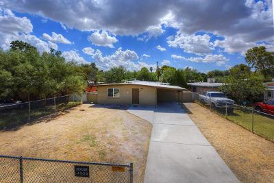 Tucson Single Family Home For Sale: 4432 E El Sol Circle