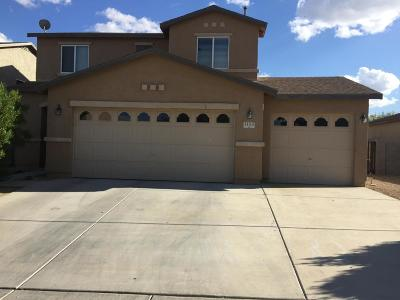Sahuarita Single Family Home For Sale: 1155 W Calle Puesta Del Sol