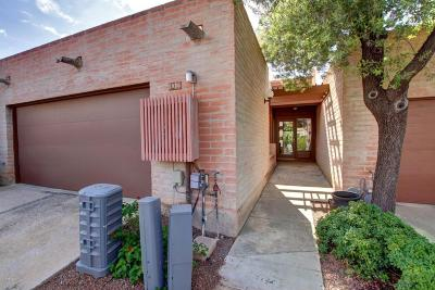 Tucson Townhouse For Sale: 1936 E Campbell Terrace
