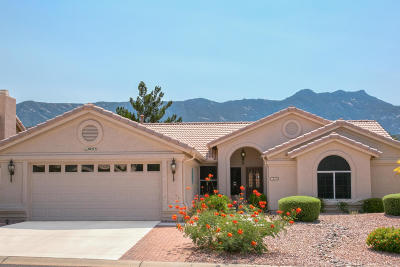 Saddlebrooke Single Family Home Active Contingent: 38275 S Golf Course Drive