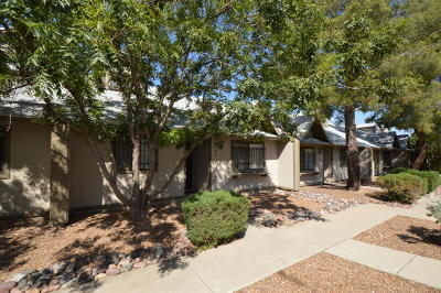 Pima County Single Family Home For Sale: 2758 N Pacific Drive