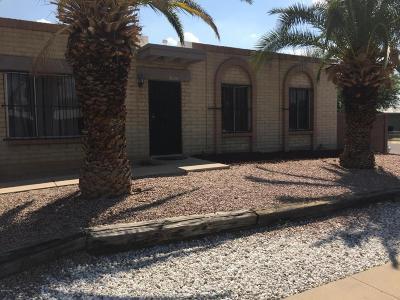 Pima County, Pinal County Single Family Home For Sale: 8326 E Camarillo Drive