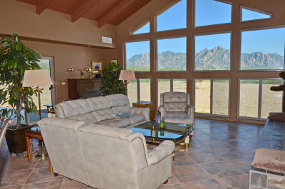 Cochise County Single Family Home For Sale: 1717 N Bear Run