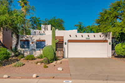 Pima County Single Family Home For Sale: 9281 N Camino De La Tierra