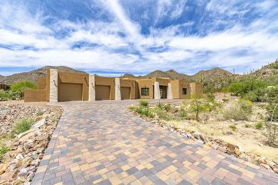 Marana Single Family Home For Sale: 3721 W Grand Point Court