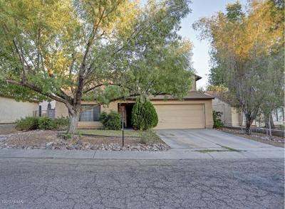 Pima County Single Family Home For Sale: 5137 W Bluejay Street