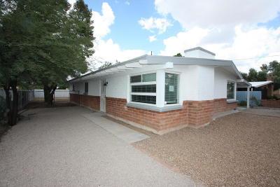 Single Family Home For Sale: 5837 E Fairmount Street