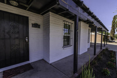 Single Family Home For Sale: 8010 E Hawthorne Street