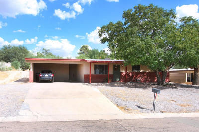 Pima County Single Family Home For Sale: 7450 N Oldfather Drive