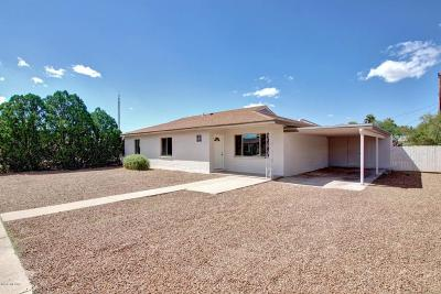 Tucson Single Family Home For Sale: 910 S Erin Avenue