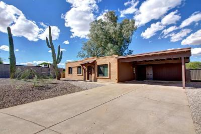 Pima County, Pinal County Single Family Home For Sale: 7525 E 25th Street