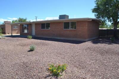 Single Family Home For Sale: 6718 E Calle Cappela