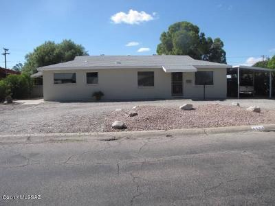 Tucson Single Family Home For Sale: 4871 E Eastland Street