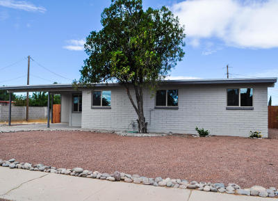 Pima County, Pinal County Single Family Home For Sale: 3452 S Fair Banks Avenue