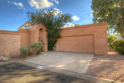 Pima County Single Family Home For Sale: 2763 W Daffodil Place
