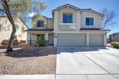 Marana Single Family Home For Sale: 11087 W Jute Way