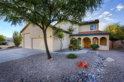 Oro Valley Single Family Home For Sale: 12785 N Bandanna Way