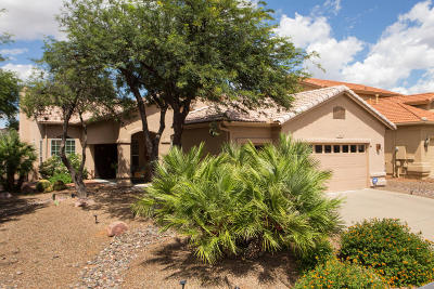 Tucson Single Family Home For Sale: 38418 S Golf Course Drive