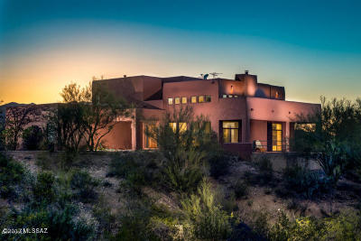 Tucson Single Family Home For Sale: 2870 N Camino De Oeste