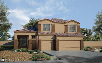 Marana Single Family Home For Sale: 9697 N Hebden Way