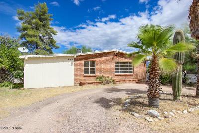 Tucson Single Family Home For Sale: 5549 E 2nd Street