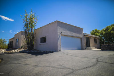 Single Family Home For Sale: 1401 W Las Lomitas