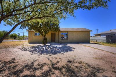 Single Family Home For Sale: 803 W Calle Margarita