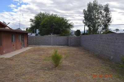 Catalina, Corona De Tucson, Green Valley, Marana, Oro Valley, Sahuarita, South Tucson, Tucson, Vail Single Family Home For Sale: 3460 S Magda Avenue