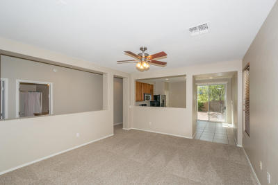 Tucson Single Family Home For Sale: 2795 W Greenstreak Drive