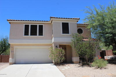 Oro Valley Single Family Home For Sale: 10239 N Pitchingwedge