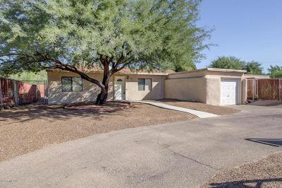 Tucson Single Family Home For Sale: 4937 E Rosewood Street
