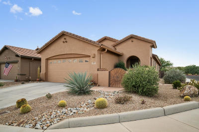 Green Valley Single Family Home For Sale: 689 N Rugged Canyon Drive