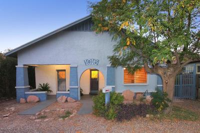 Tucson Single Family Home For Sale: 1016 S 8th Avenue