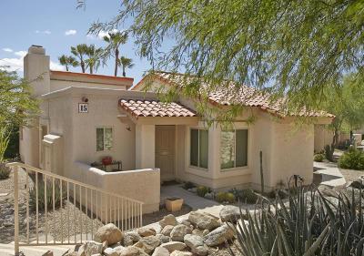 Single Family Home For Sale: 7601 N Calle Sin Envidia #59