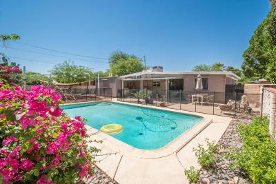 Tucson Single Family Home For Sale: 6175 E Sunny Drive