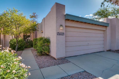 Pima County Townhouse For Sale: 8605 E Pembrook Drive