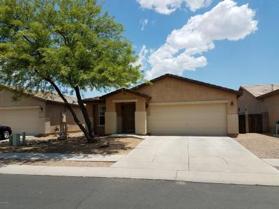 Tucson Single Family Home For Sale: 9276 N Red Diamond Avenue