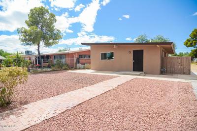 Tucson Single Family Home For Sale: 2002 S Amalia Avenue