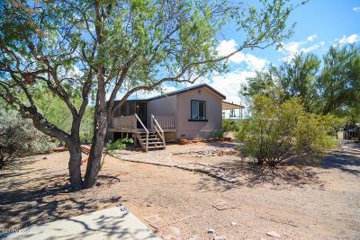 Tucson Single Family Home For Sale: 6201 N Van Ark Road
