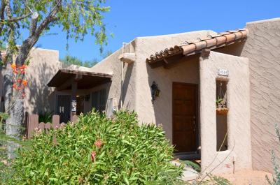 Tucson Townhouse For Sale: 4555 E Paseo La Casita